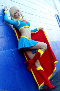 Super Girl - DC comics by Mostflogged