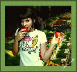 Eat your vegetables by jasminoides