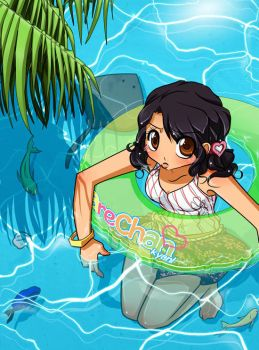 theme from summer by Arechan