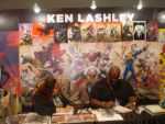 Ken Lashley at AsiaPOP Comicon 2016 by force2reckon