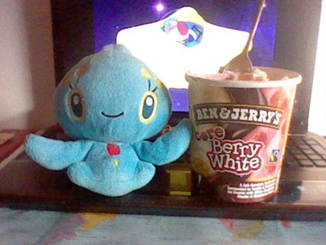 Ben and Jerry Manaphy by Alexiscool33