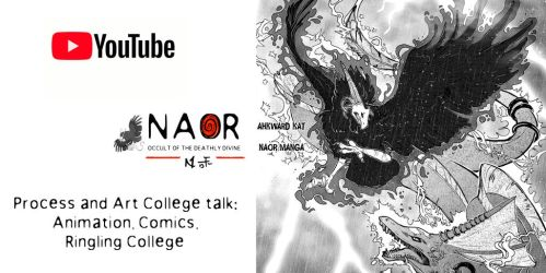 Youtube -  Process and College by Ahkward