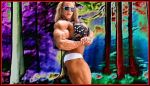 WE REMEMBER PADDY86 maximum muscle by paddy86-d8oo by ArchiveSW
