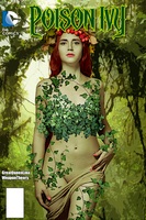 Apple Wreath Poison Ivy Photomanip C by WeaponTheory