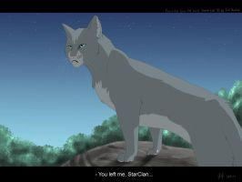 War against StarClan by Mizu-no-Akira