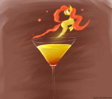 Tequila Sunrise Cocktail by Dashy21