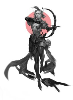 archer by Lea1301
