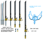 Halyonic Jet Blade Aka Halyonic.Heaven.Great.Blade by killerfortress
