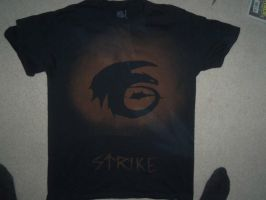 Strike Class shirt (from how to train your dragon) by KalakOfPrelude