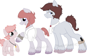 The Brown Brothers by LullabyPrince