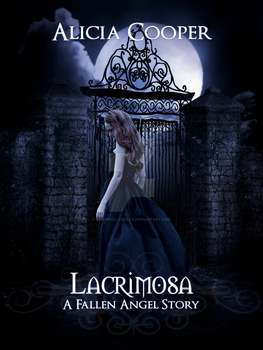 Lacrimosa novel project mockcover by Endorell-Taelos