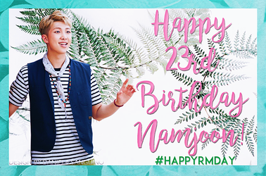 +Happy Birthday Namjoon by danalol16