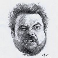 Kevin Smith by Uptighturbanite