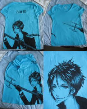 Mukuro Shirt by takeru08