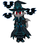 Mara The Arcane Dark Caster by teamlpsandacnl