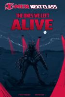 The Ones We Left Alive Issue 1 Cover by Prydester