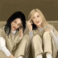 Piper and Alex. by Tantoun87