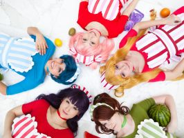 Fruits! - Sailor Moon by Mostflogged