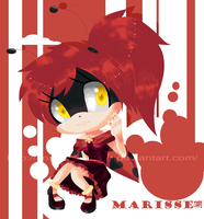 Commission: Chibi Marisse by MayomiCCz