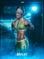 Bayley by shadykt26