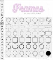 Frames Brushes by Chokolathosza