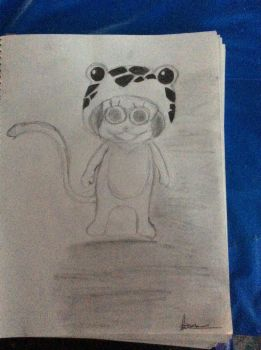 Frosch by LeLeLife