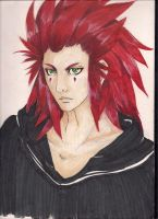 Axel by SoulValkyrie