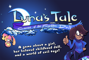 Luna's Tale promo pic by jazaaboo