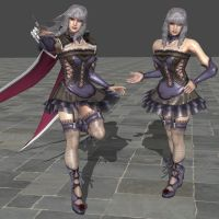 DL Viola SCV with Poseable Hood by Violachanbro