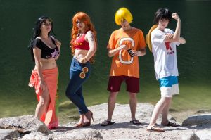 One Piece cosplay by KSuicune