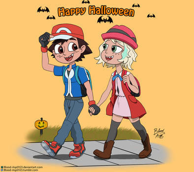Jarco Couple Costumes by Blood-Asp0123