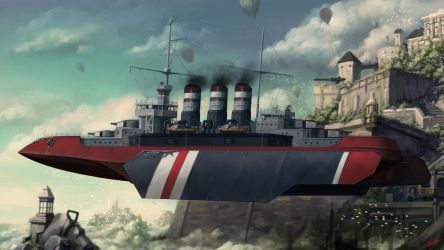 HMS Ingrid by Luches