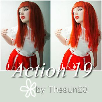 Action 19 by TheSun20