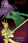 RC2 - Final Round Cover *Friend* by AndrewMartinD