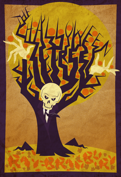 The Halloween Tree Poster by Gr8Gonzo