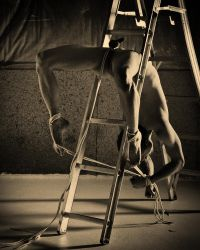 Metal, Rope, Skin by contorted4life