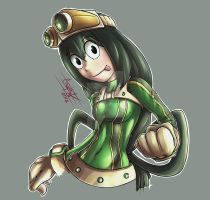 Froppy by CRAZZEFFECT