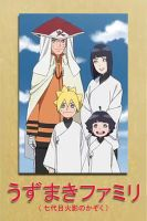 Hokage family photo by Fu-reiji