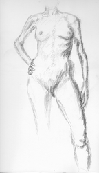 Emerging Figure by ChozoBoy