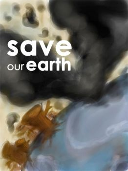 save our earth by pecellele