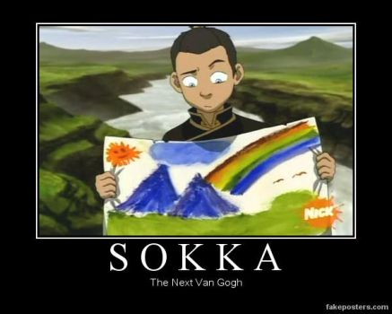 The one and only sokka by KnightWolvez