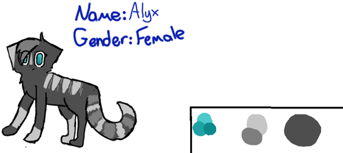 Alyx Reference Sheet by Fred50208