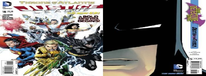 DC LEGENDS:THE NEW 52-15:PART 1 by MAJIN-LORD