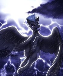 Thunderlane by MykeGreywolf