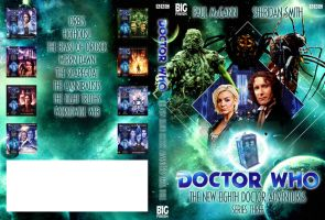 Big Finish Doctor Who NEDA series 3 by Hisi79