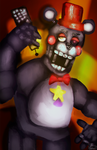 Lefty || FNAF 6 by Pasmical