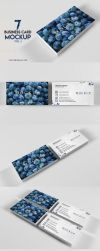 Business Card Mockup Vol 1 Photoshop - Download by honnumgraphicart
