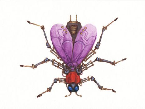 Stabilized Electric Love Bug by mistersmite