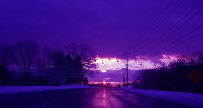 Driving Towards New Beginnings by inner-city-blues