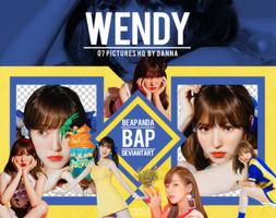 Pack Png 1211 // Wendy (RED VELVET) SUMMER MAGIC by BEAPANDA